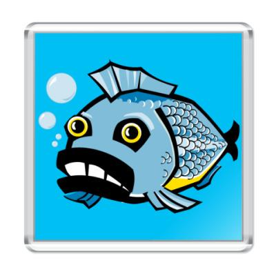 Магнит   fish