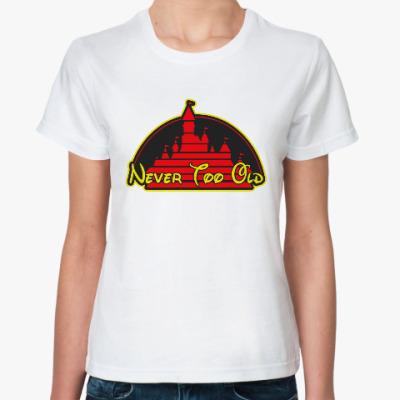 Классическая футболка Диснейленд