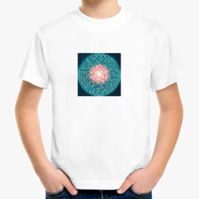 Детская футболка Шар кристаллической энергии
