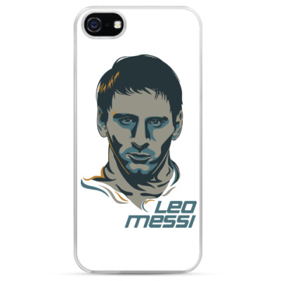 Чехол для iPhone Leo Messi