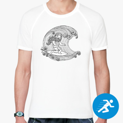 Спортивная футболка Bali Surf