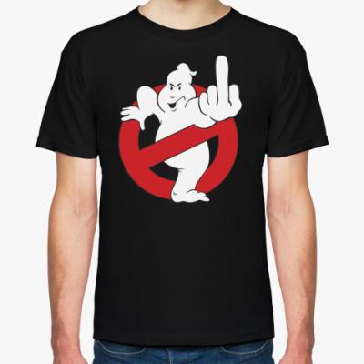 Футболка Ghostbusters