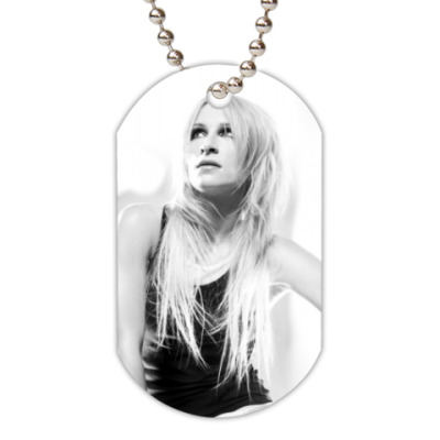 Жетон dog-tag  guanoapes