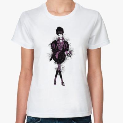 Классическая футболка Барокко