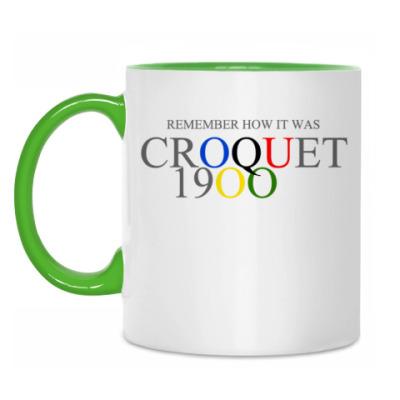 Кружка Крокет 1900.