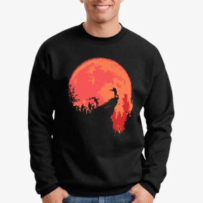 Свитшот Кровавая луна