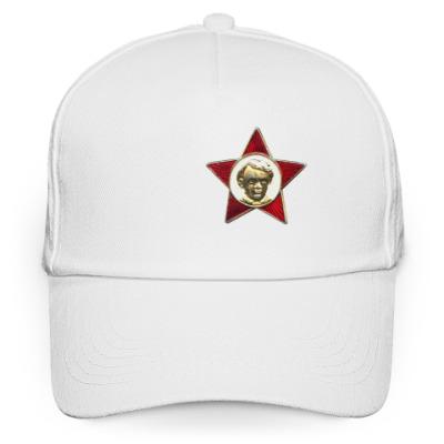 Кепка бейсболка Бейсболка Октябренок
