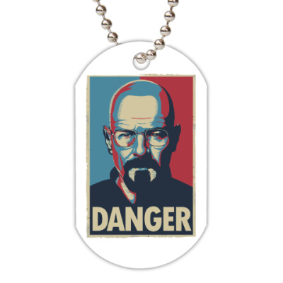 Жетон dog-tag Walter danger