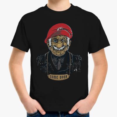 Детская футболка Генерал Марио