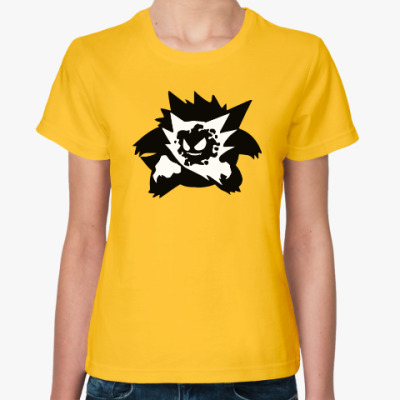 Женская футболка Pokemon Ghosts