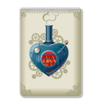 Блокнот Steamheart