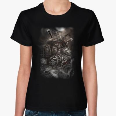 Женская футболка Апокалипсис