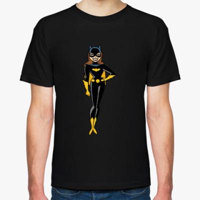 Футболка Batgirl / Бэтгёрл