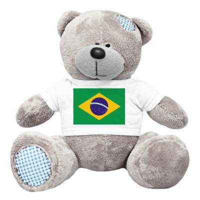 Плюшевый мишка Тедди Бразилия