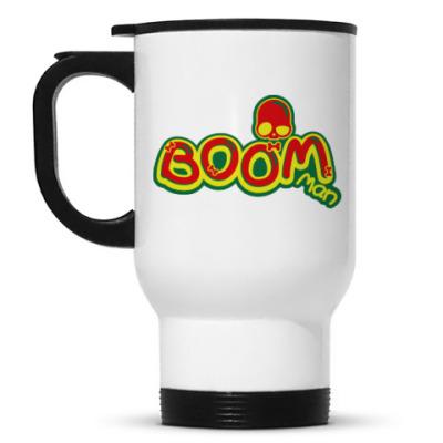 Кружка-термос Boom Man