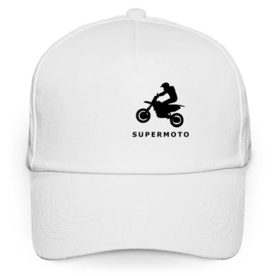 Кепка бейсболка SUPERMOTO