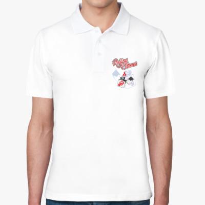 Рубашка поло Rolling Stones