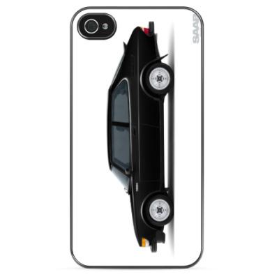 Чехол для iPhone Чехол для iPhone 4/4S SAAB