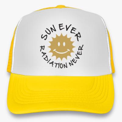 Кепка-тракер Солнце всегда