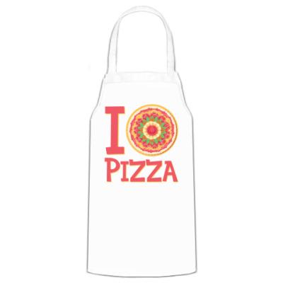 Фартук  I love pizza