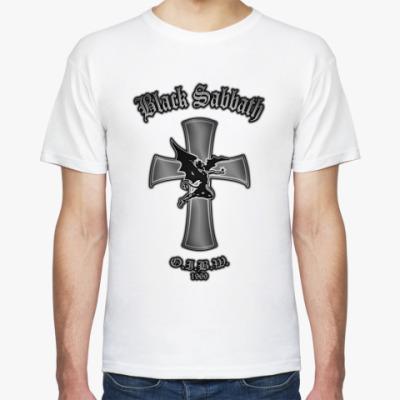 Футболка Black Sabbath