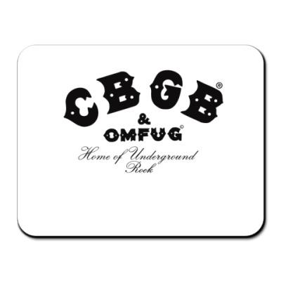 Коврик для мыши Cbgb
