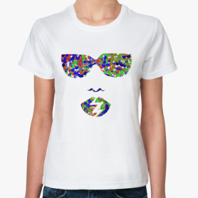 Классическая футболка  ClubGlasses