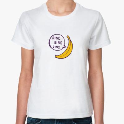 Классическая футболка Bananaphone