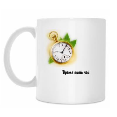 Кружка Время пить чай