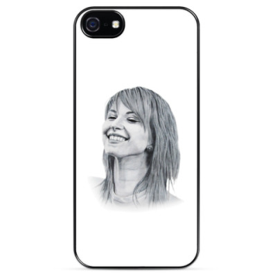 Чехол для iPhone Hayley Williams