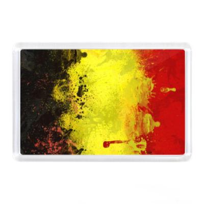 Магнит Флаг Бельгии