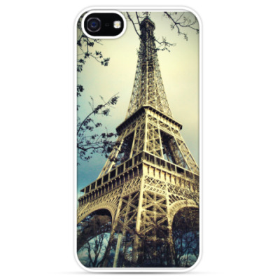 Чехол для iPhone PARIS