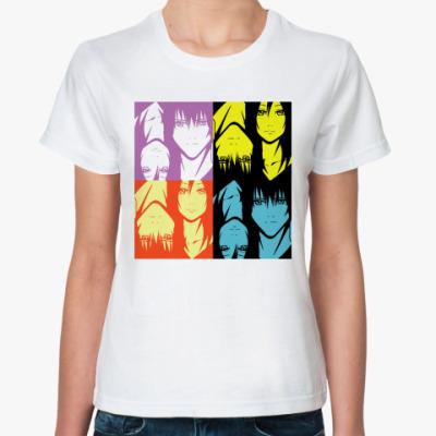 Классическая футболка Twilight Manga