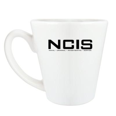 Чашка Латте NCIS