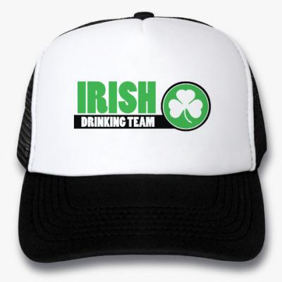 Кепка-тракер Ирландец