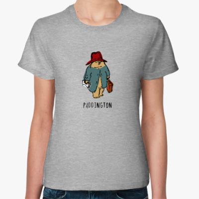 Женская футболка Paddington Bear
