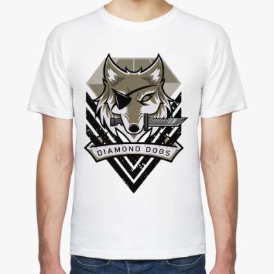 Футболка Diamond Dogs (Metal Gear Solid)