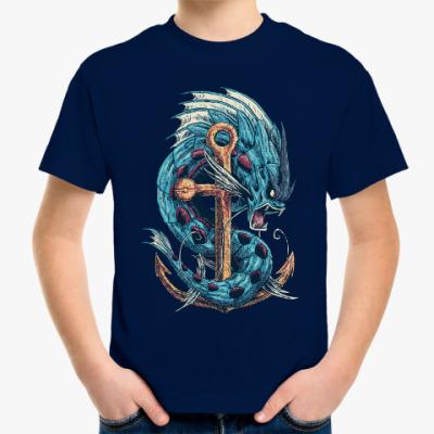 Детская футболка Эпоха дракона