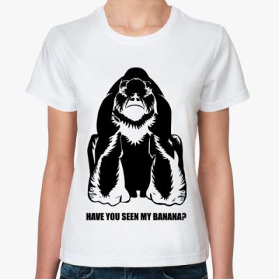 Классическая футболка Banana