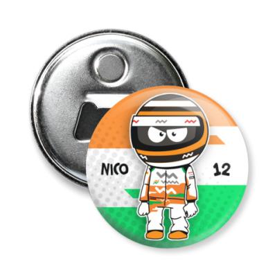 Магнит-открывашка Nico