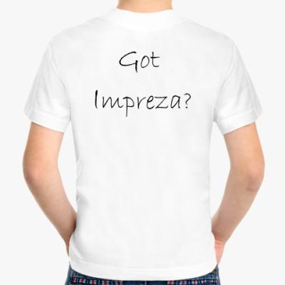 Got Impreza