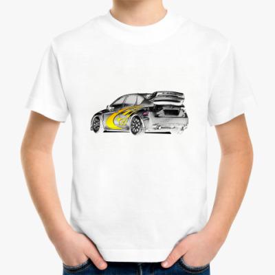 Детская футболка Got Impreza
