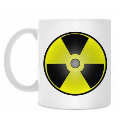 Кружка Радиация постапокалипсис