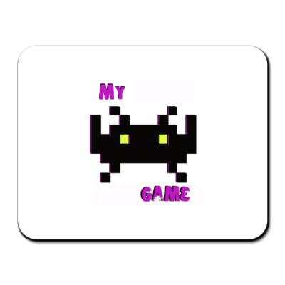Коврик для мыши  My Game!