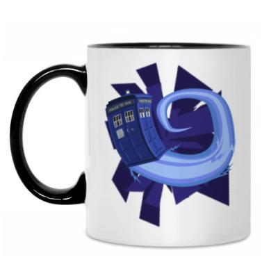 Кружка Tardis, Doctor Who