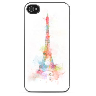 Чехол для iPhone Париж