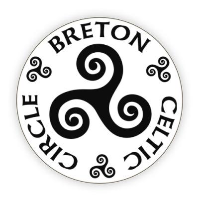 Костер (подставка под кружку) Breton Celtic Circle