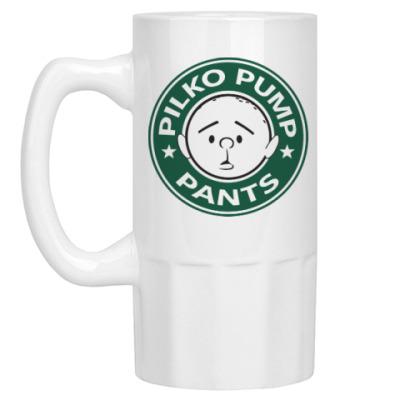 Пивная кружка Pilko Pump