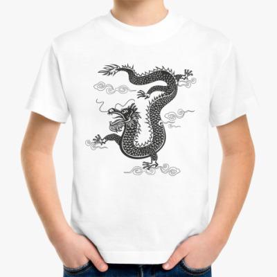 Детская футболка Китайский дракон