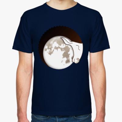 Футболка Лунный Баран